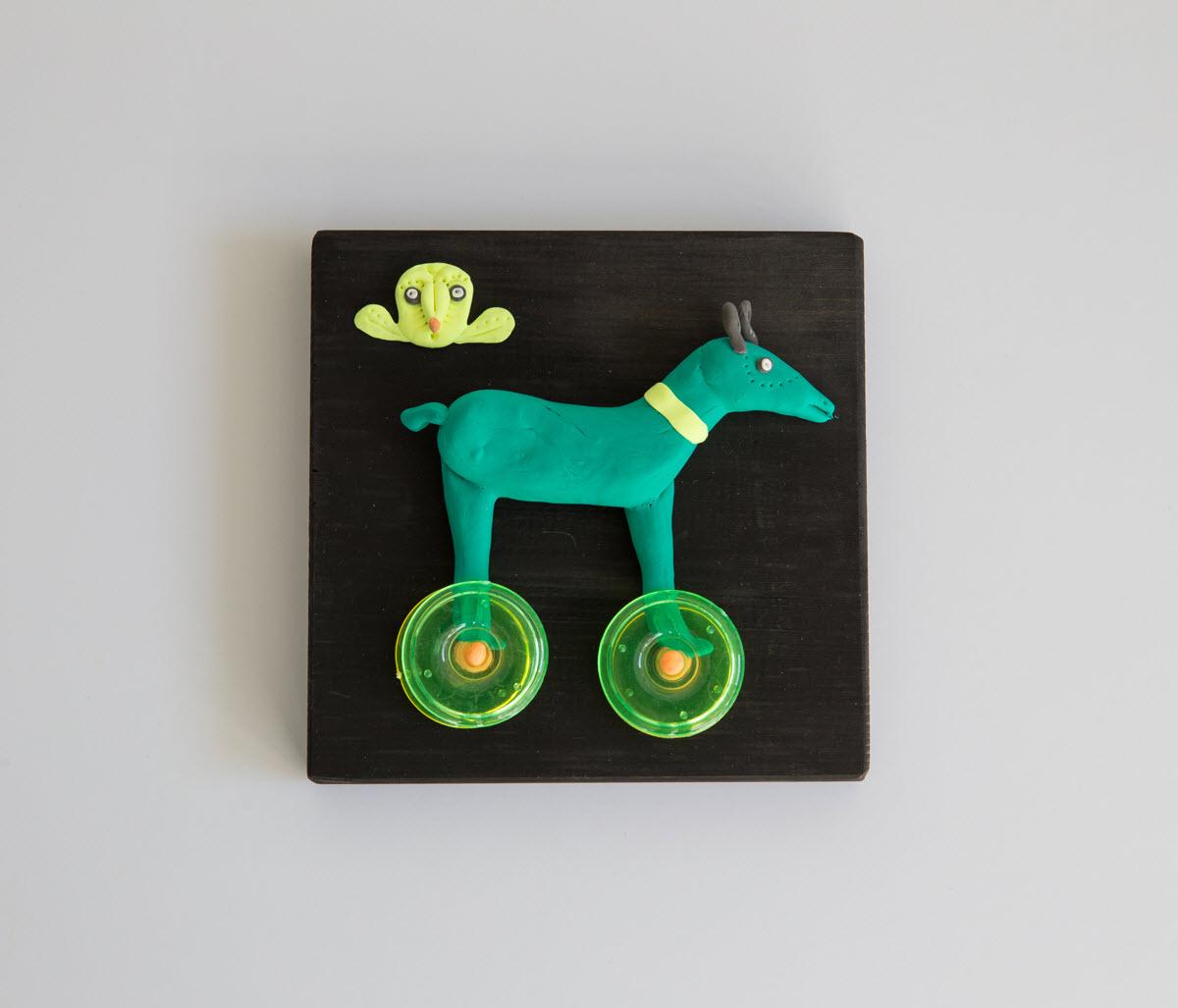 Petit Relief | Sculpture / 2014